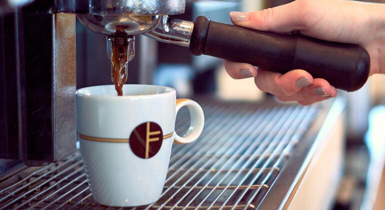 Erlebniskaffeetrinken