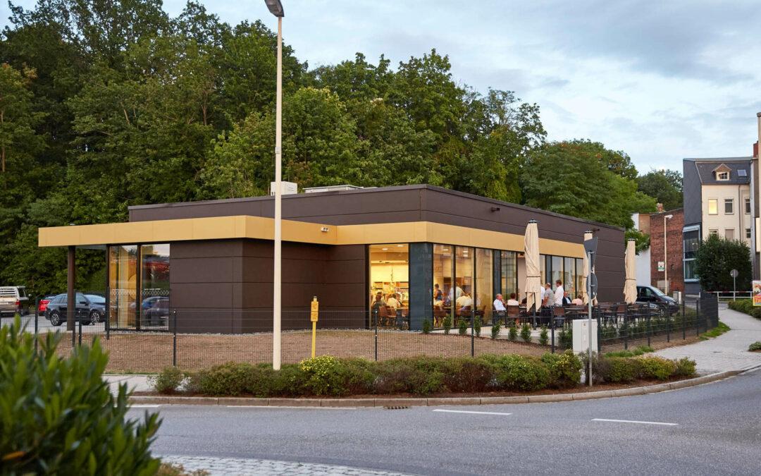 Café Neueröffnung in Glauchau am 19.08.2019