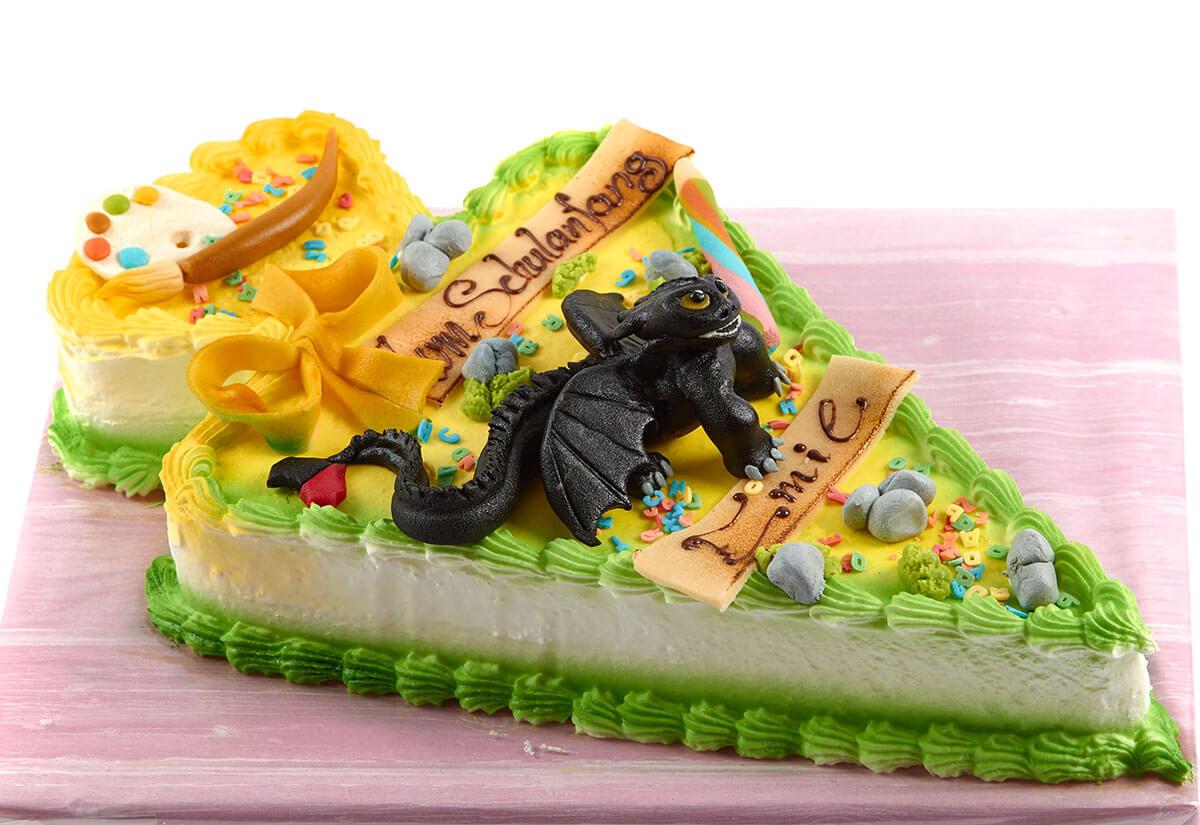 """Torte zum Schulanfang """"Ohne Zahn"""""""