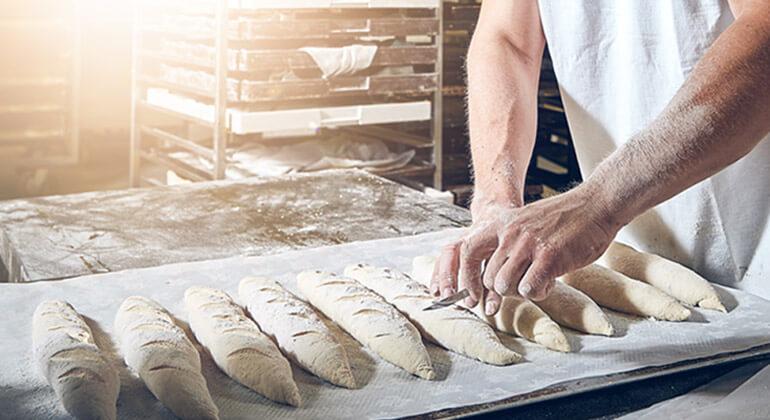 Wir suchen einen / eine Bäcker/in