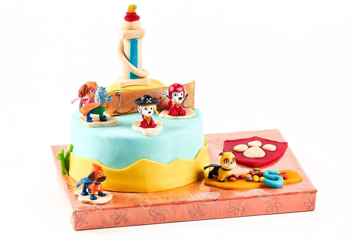 Geburtstagstorte PawPatrol