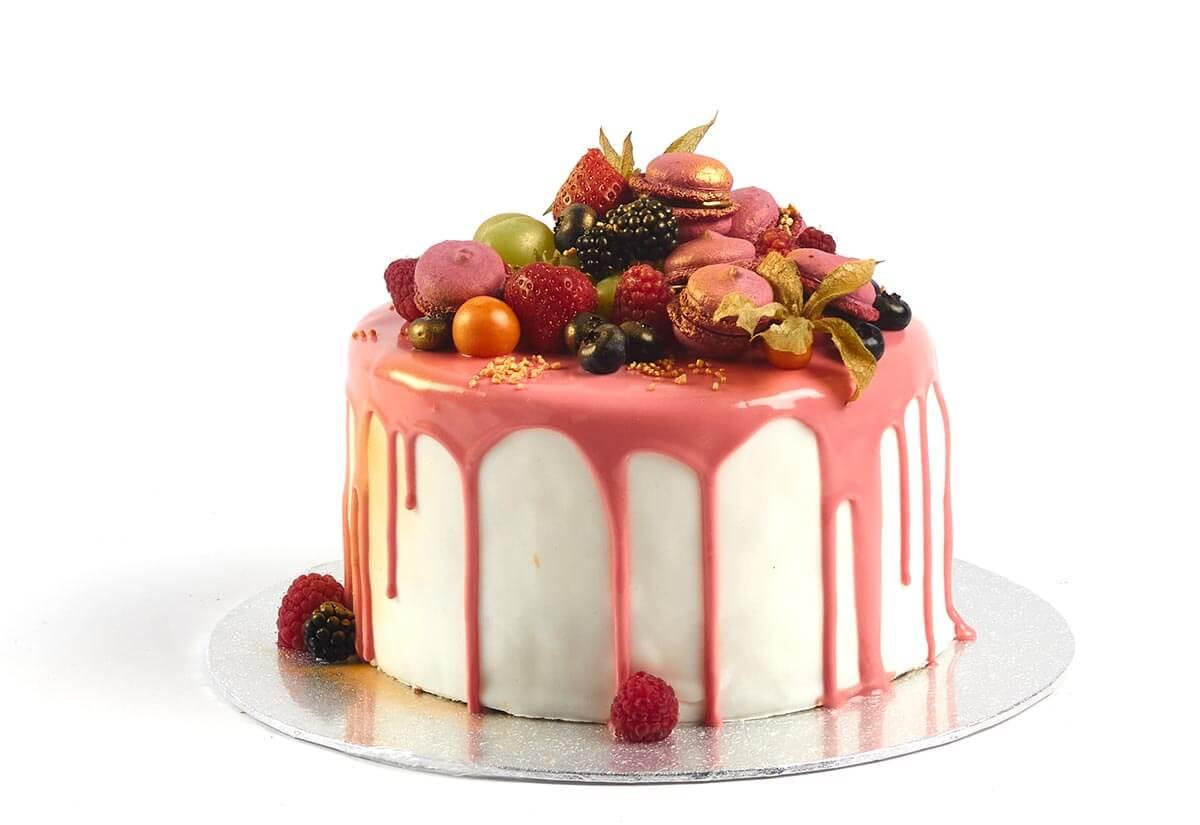 "Geburtstagstorte ""Candy Cake"""